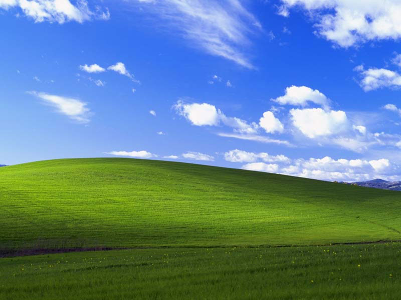 windows xp wallpaper. XP#39; Bliss wallpaper