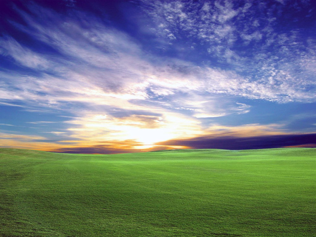 the pride of windows desktop bliss wallpaper techtracer